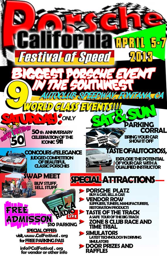 California Festival of Speed @ Auto Club Speedway | Fontana | California | United States